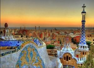 Barcelone, Majorque, Ibiza et Valence