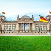 Berlin Bundestag Allemagne Europe Voyage
