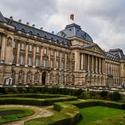 Bruxelles - Palais Royal Belgique Europe Voyage