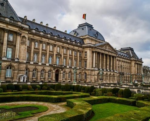Bruxelles Palais Royal Belgique Europe Voyage