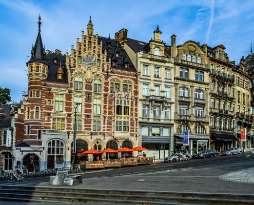 Bruxelles Belgique Europe Voyage