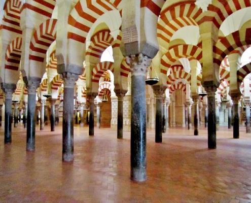 Mosquée Cordoue Espagne Europe Voyage