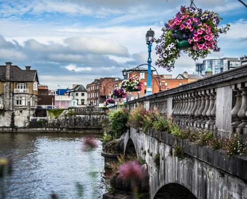 Limerick Irlande Europe Voyage