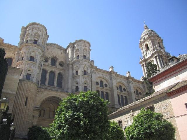 Malaga Espagne Europe Voyage