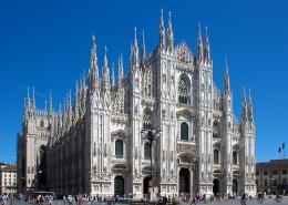 El Duomo Milan Italie Europe Voyage