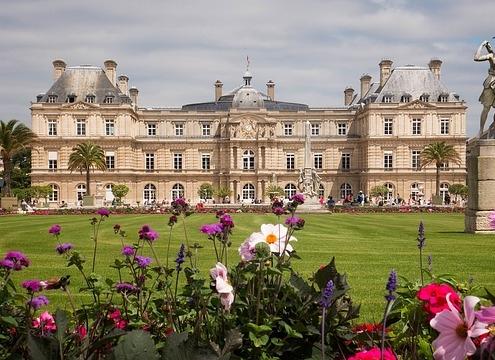 Palais du Luxembourg Paris France Europe Voyage