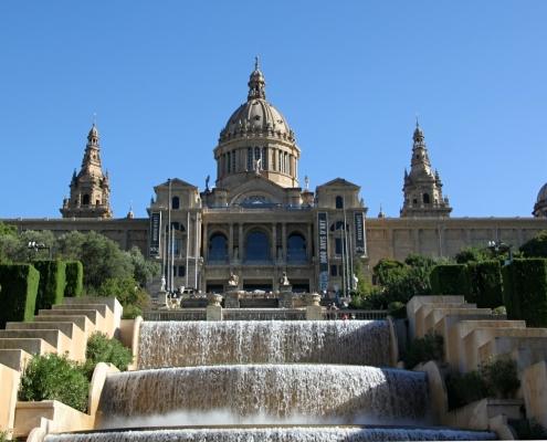 Musée de Barcelone Espagne Europe Voyage