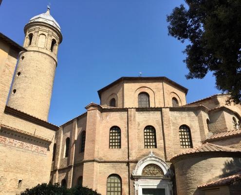 Basilique San Vitale Ravenne Italie Europe Voyage