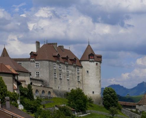 Château Gruyère Suisse Europe