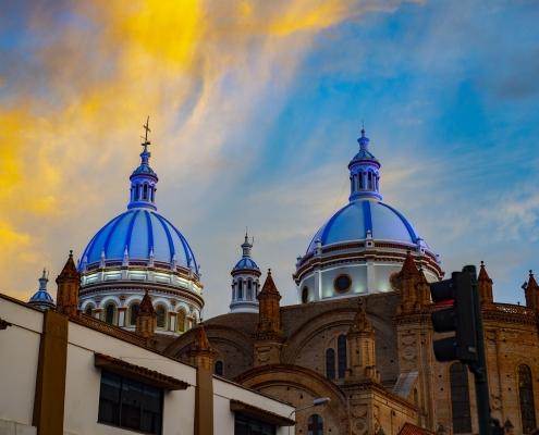 Cathédrale Cuenca Espagne Europe Voyage