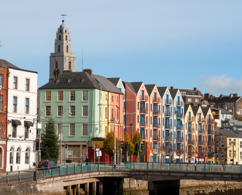 Quaie St Patrick Cork Irlande Europe Voyage