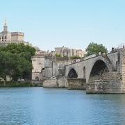 Avignon pont-saint-Benezet France Europe Voyage