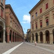 Rue de Bologne Italie Europe