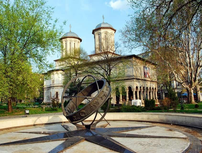 Bucarest Roumanie Europe Voyage