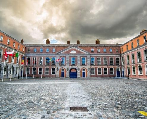 Dublin Irlande Europe Voyage