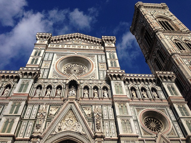 Cathédrale Florence Italie Europe Voyage