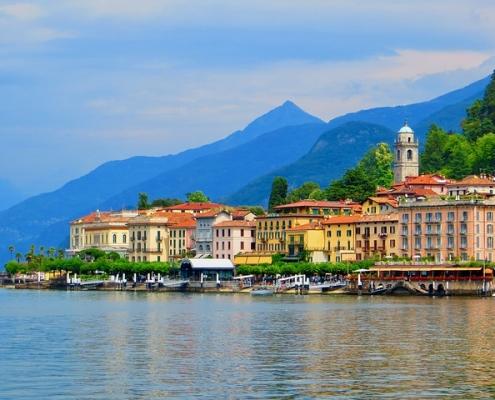 Lac de Côme Bellagio Italie Voyage
