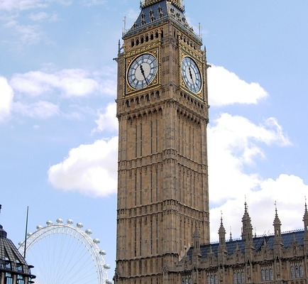 Big Ben Londres Angleterre Europe Voyage