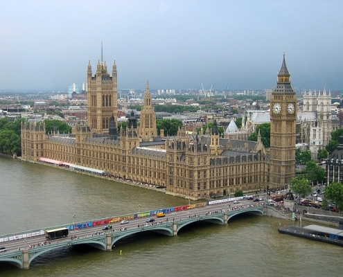 Londres Parlement Angleterre Voyage