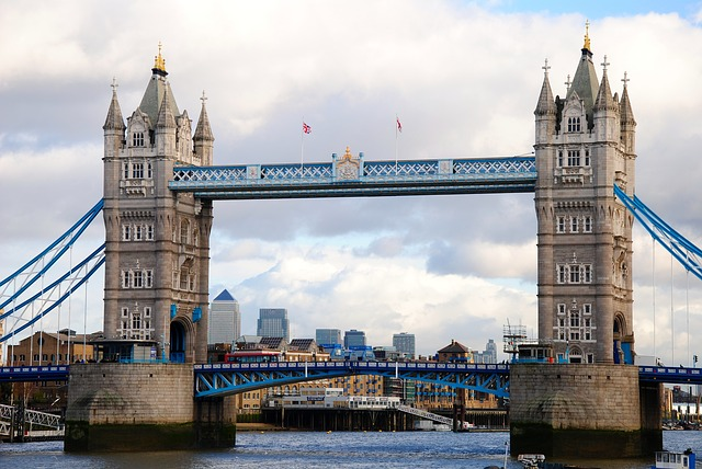Tower Bridge Londres Angleterre Europe Voyage