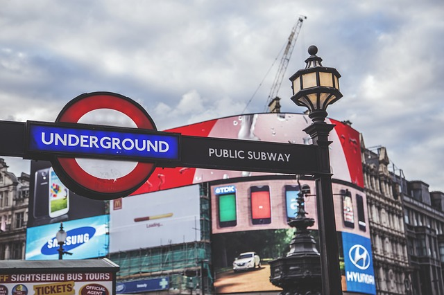 Londres picadilly circus Angleterre Voyage