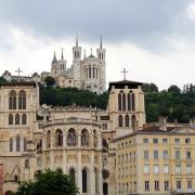 Lyon cathédrale France Europe Voyage
