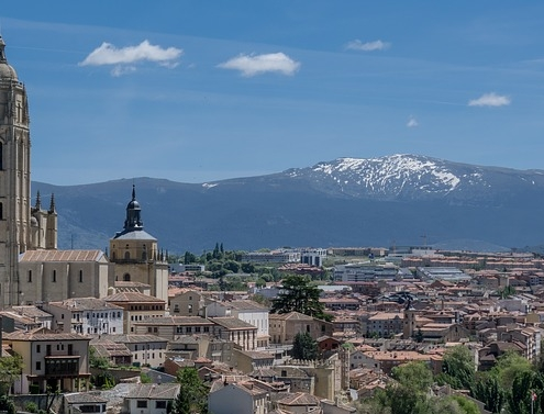Madrid Espagne Europe Voyage