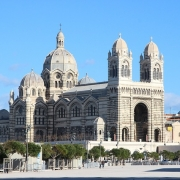 Marseille cathédrale Major France Europe Voyage