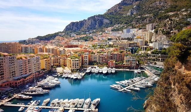 Monaco Europe Voyage