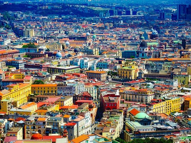Naples Italie Europe Voyage