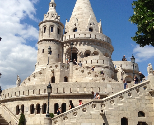 Budapest Hongrie Europe Voyage