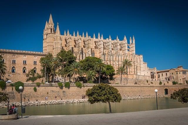 Palma de Majorque Espagne Europe Voyage