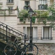 Rue de Paris France Europe Voyage
