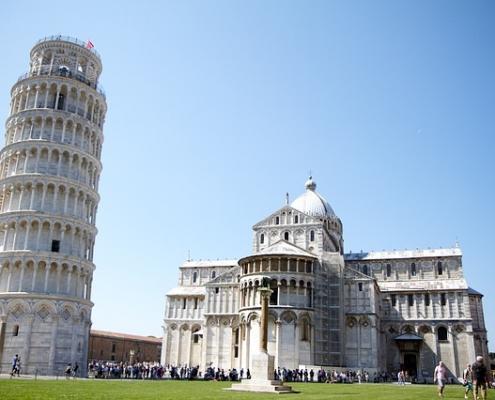 Tour de Pise Italie Europe Voyage