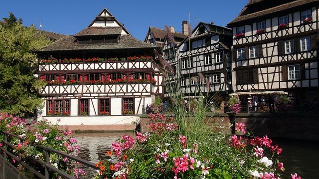 Strasbourg France Europe Voyage
