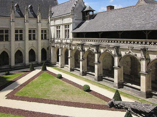 Tours Cathedrale St Gatien France Europe Voyage