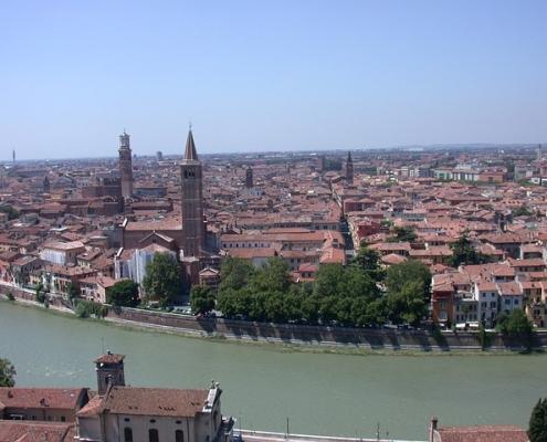 Vérone Italie Europe Voyage