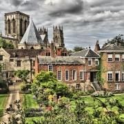 York Angleterre Europe Voyage