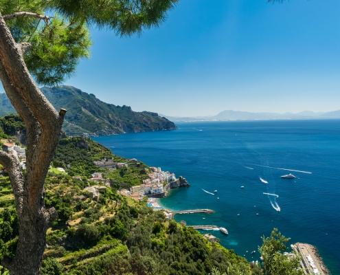 Côte Amalfi Italie Europe Voyage