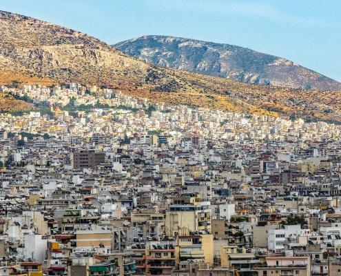 Athènes Grèce Europe Voyage
