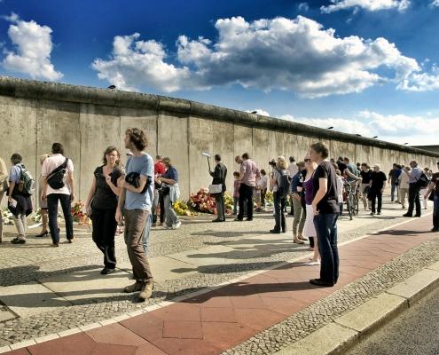 Mur de Berlin Allemagne Europe Voyage