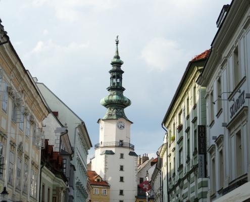 Bratislava Slovaquie Europe Voyage