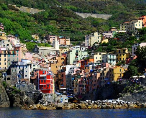 Cinque Terre Italie Europe Voyage