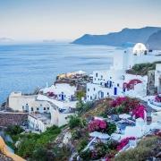 Oia Santotrin Grèce Europe Voyage