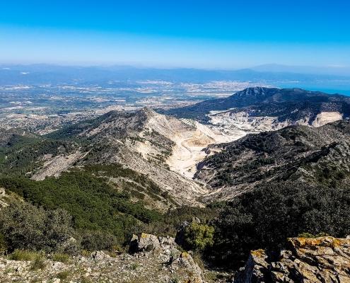 Montagne Costa Del Sol Espagne Voyage