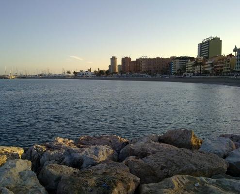 Port de Fuengirola Costa Del Sol Espagne Voyage
