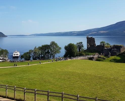 Loch Ness Écosse Europe Voyage
