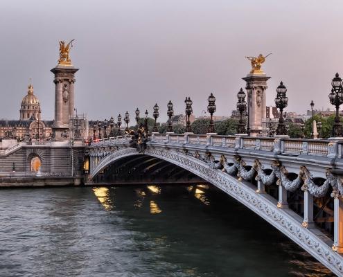 Paris Seine France Europe Voyage