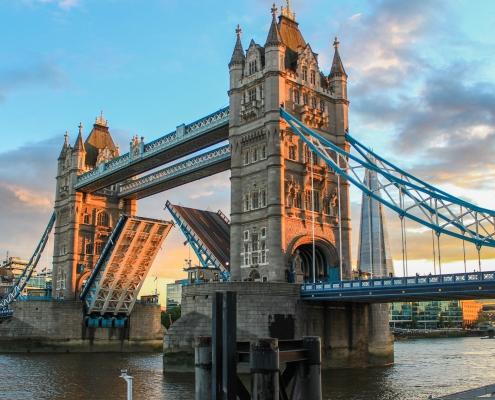 London Bridge Londres Angleterre Voyage