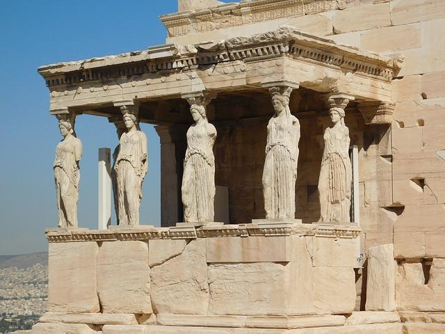 Athène Parthenon Grèce Europe Voyage